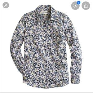 J.crew liberty perfect shirt in Wiltshire